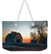 Timber Avenue Crib 3 Weekender Tote Bag