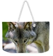 Timber Wolf Pictures 294 Weekender Tote Bag
