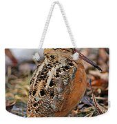 Timberdoodle The American Woodcock Weekender Tote Bag