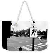 Time And Routes  Weekender Tote Bag