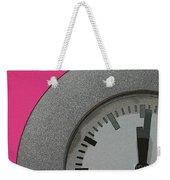 Time Clicks On Weekender Tote Bag