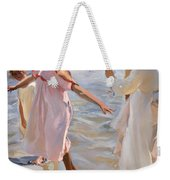 Time For A Bathe Valencia Weekender Tote Bag