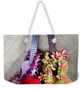 Time For Hula Weekender Tote Bag