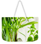 Time For Nature Weekender Tote Bag