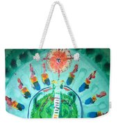 Time For Transformation Weekender Tote Bag