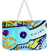 Time In Abstract 20130605 Long Weekender Tote Bag