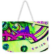 Time In Abstract 20130605m108 Weekender Tote Bag