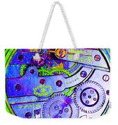 Time In Abstract 20130605m36 Square Weekender Tote Bag