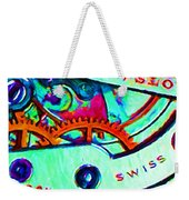 Time In Abstract 20130605m36 Weekender Tote Bag