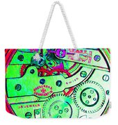 Time In Abstract 20130605m72 Square Weekender Tote Bag