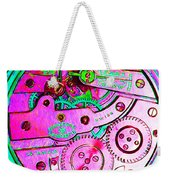 Time In Abstract 20130605p108 Square Weekender Tote Bag