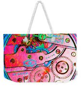 Time In Abstract 20130605p144 Square Weekender Tote Bag
