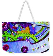 Time In Abstract 20130605p36 Weekender Tote Bag