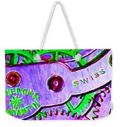 Time In Abstract 20130605p72 Long Weekender Tote Bag