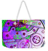 Time In Abstract 20130605p72 Square Weekender Tote Bag