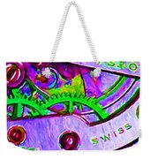 Time In Abstract 20130605p72 Weekender Tote Bag