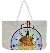 Time In The Sand Weekender Tote Bag