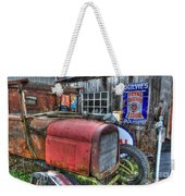 Time Marches On Weekender Tote Bag