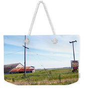 Time Passed By Weekender Tote Bag
