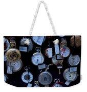Time Piece Weekender Tote Bag