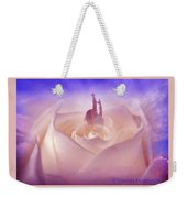 Time To Blossom Weekender Tote Bag