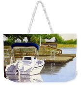 Time To Cruise Weekender Tote Bag