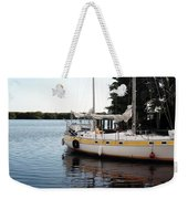 Time To Go Fishing Weekender Tote Bag
