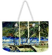 Time To Sail  Weekender Tote Bag