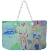 Time To Tri Weekender Tote Bag