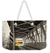 Time Travel 2 Weekender Tote Bag