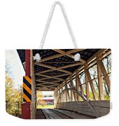 Time Travel Weekender Tote Bag