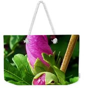 Time Will Come Weekender Tote Bag