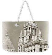 Timeless- New York City Hall Weekender Tote Bag