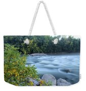Timeless Raindrops Weekender Tote Bag