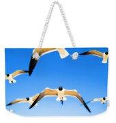 Timeless Seagulls Weekender Tote Bag