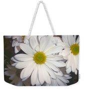 Timeless Sunshine Daisy Weekender Tote Bag