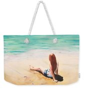Times Of Refreshing Weekender Tote Bag