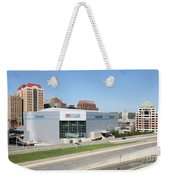 Times Union Center Weekender Tote Bag