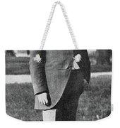 Timothy L Weekender Tote Bag