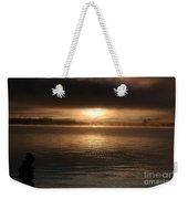 Timothy Lake Mysterious Sunrise 2 Weekender Tote Bag