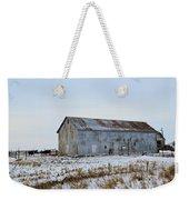 Tin Barn Color  Weekender Tote Bag