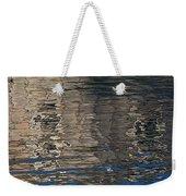 Tin Fishing Shack Reflection Weekender Tote Bag