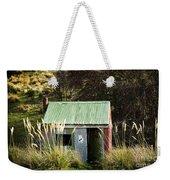 Tin Hut Weekender Tote Bag