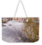 Tin Roof Weekender Tote Bag