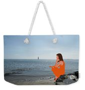 Tin Whistle 3 Weekender Tote Bag by Patrick J Murphy