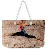 Shelly Ballet Jump Weekender Tote Bag