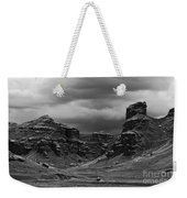 Tinajani Canyon Near Puno Peru Weekender Tote Bag
