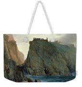 Tintagel On The Cornish Coast Weekender Tote Bag