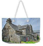 Tintagel Post Office  Weekender Tote Bag