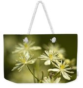 Tiny And Delicate Weekender Tote Bag